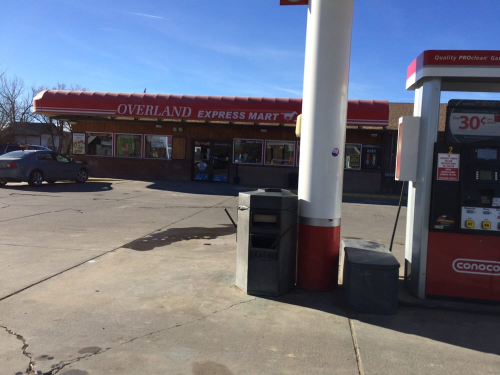 Overland Express Mart: 500 N 6th St, Greybull, WY