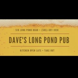 Dave's Long Pond Pub - Pubs - 510 Long Pond Rd, Rochester