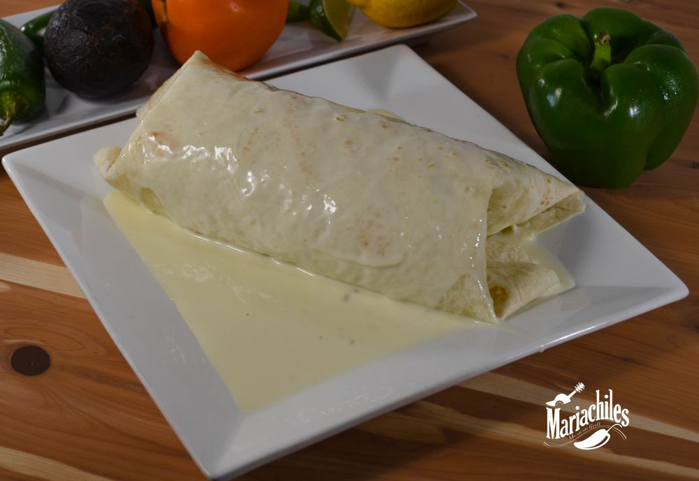 Mariachiles Mexican Grill: 318 Saint Johns Ave, Palatka, FL