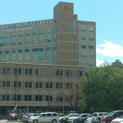 El Paso Childrens Hospital Hospitals 4845 Alameda Ave El Paso