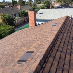 Photo Of Above All Roofing   San Jose, CA, United States. Burnt Sienna