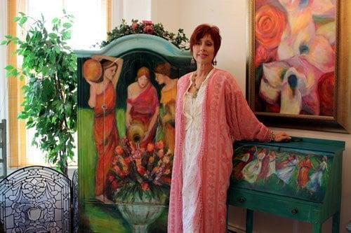 Painted Garden Gallery