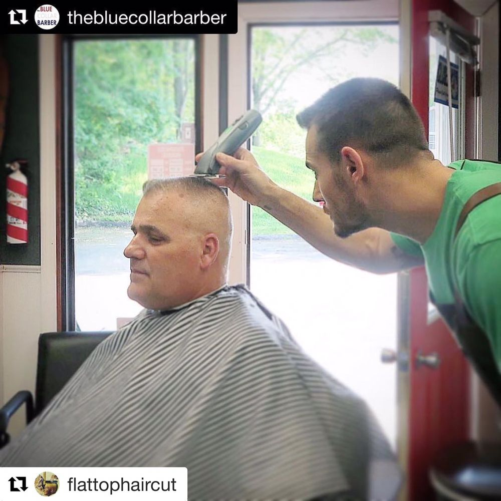 The Blue Collar Barber: 184 Maple St, Branford, CT