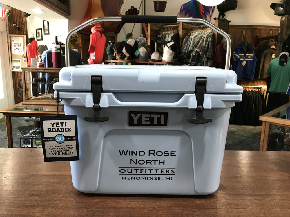 Wind Rose North Outfitters: 427 10th Ave, Menominee, MI