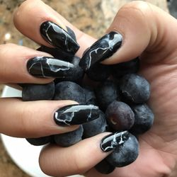 Colored nails galleries 30