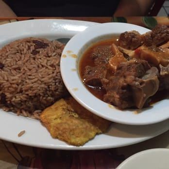 Photo Of Tap Restaurant Miami Beach Fl United States Oxtail