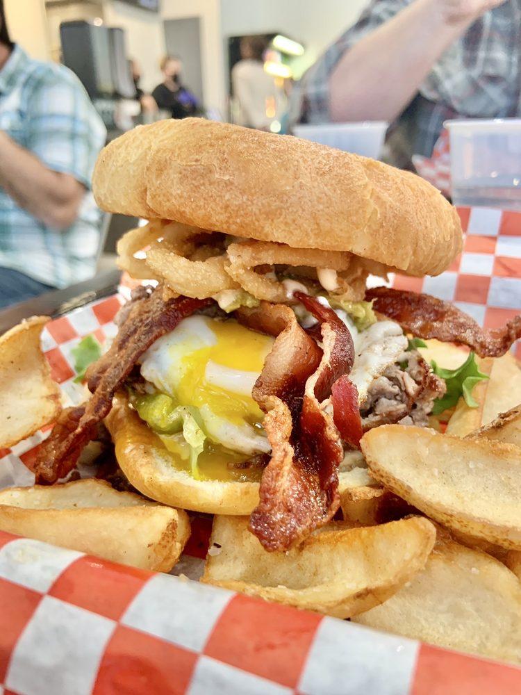 Burgers and Barley: 529 S 500th E, American Fork, UT