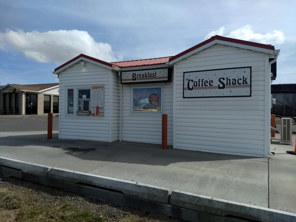 The Coffee Shack: 3124 S Lincoln, Jerome, ID