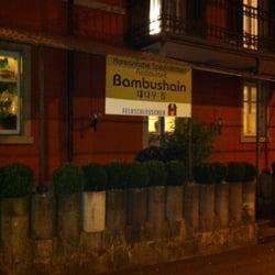 Bambushain Closed Korean Vogelsangstrasse 33 Kreis 6 Zurich
