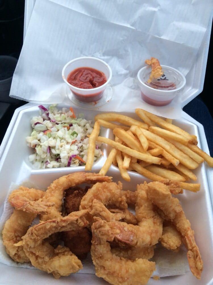 The Shrimp Man: 78-142 Midtown Ave, Midland City, AL