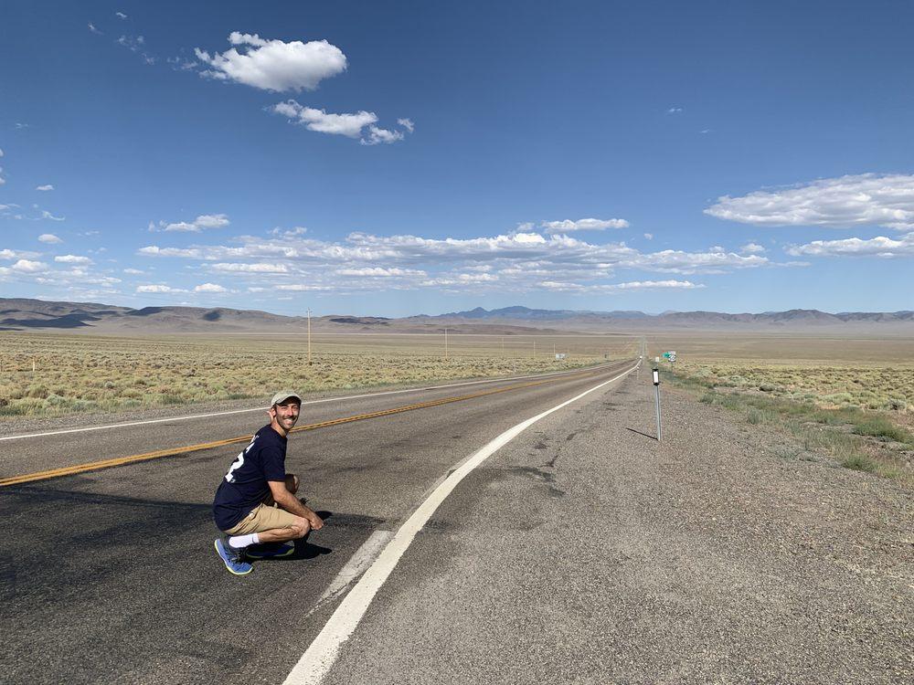 Loneliest Road in America: Baker, NV