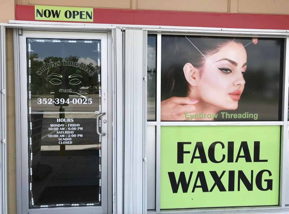 Shilpas Threading Studio Waxing 1015 W Highway 50 Clermont Fl