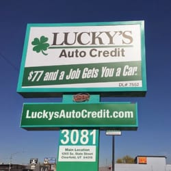 lucky s auto credit concessionnaire auto 3081 s state st city of south salt lake salt lake. Black Bedroom Furniture Sets. Home Design Ideas