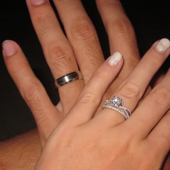 Photo Of Forever Diamonds Ny Manhattan United States Our Wedding Bands