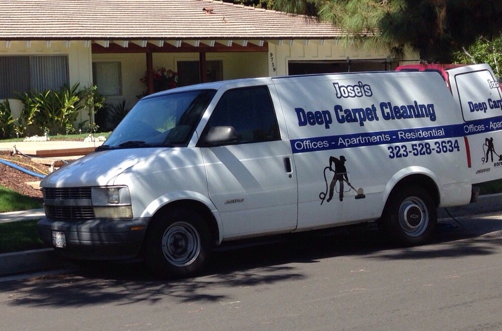 Jose's Deep Carpet Cleaning