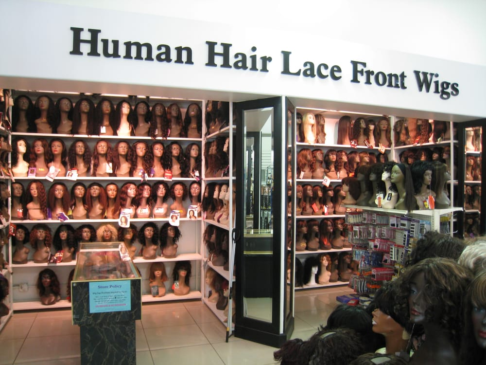 Ebony hair store