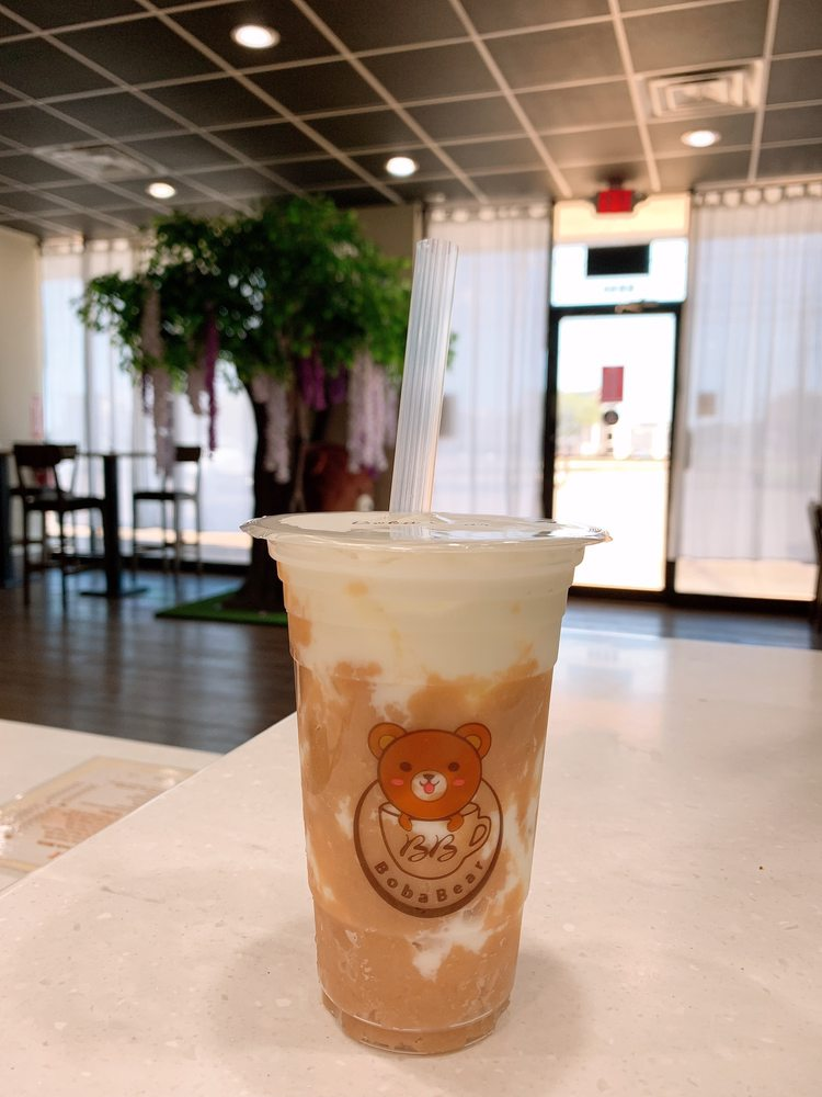 Boba Bear: 2237 W 15th St, Plano, TX