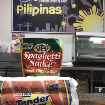 Kabayan Filipino Store Cafe Lewisville Tx