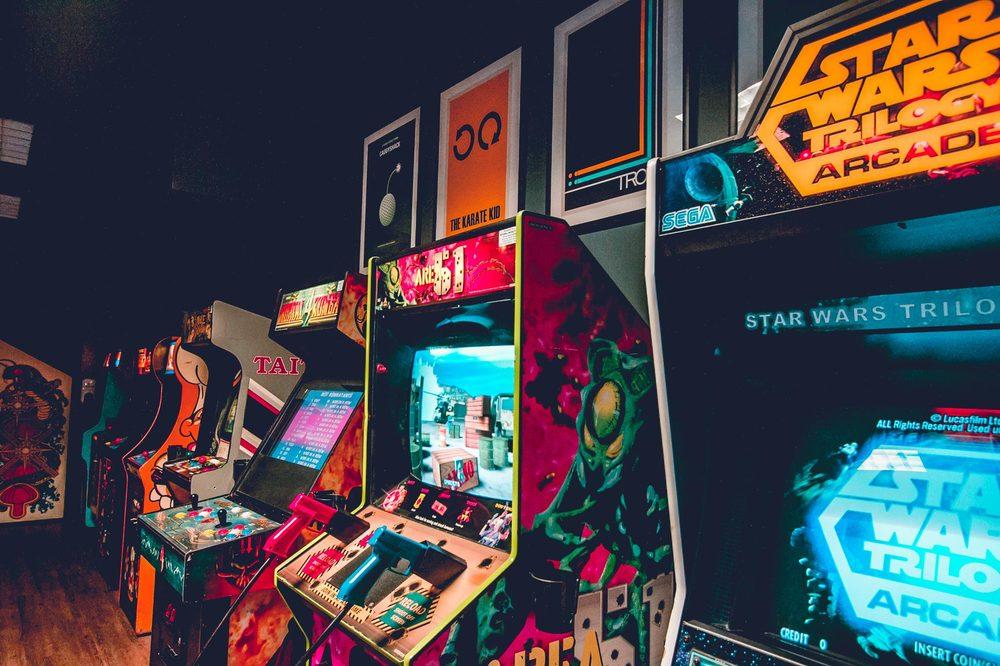 1983 Arcade Bar