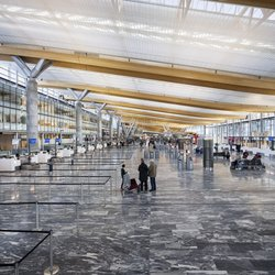 ankomst oslo airport