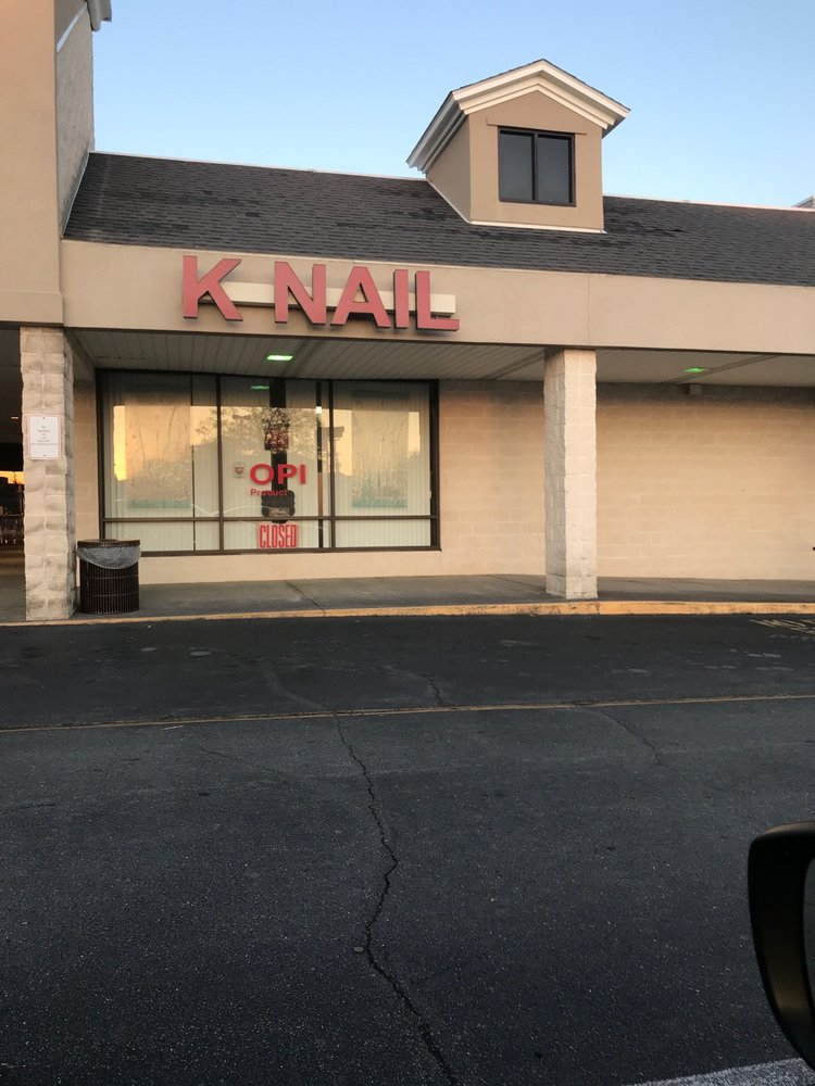K Nails: 705 S Main St, King, NC