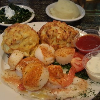 Photo Of Blue Dolphin Seafood Bar Grill Gambrills Md United States