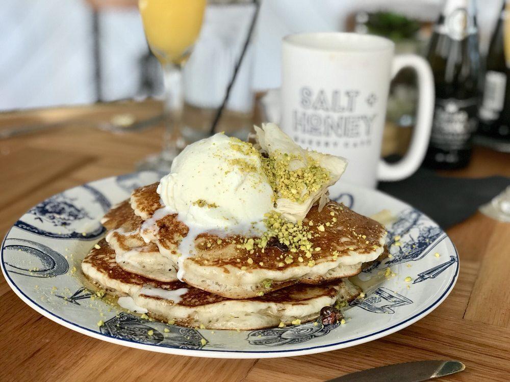 Salt + Honey Bakery Café