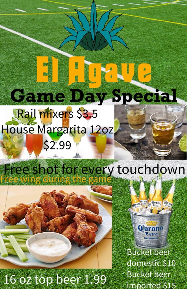 El Agave Mexican Grill & Cantina: 1750 N Casaloma Dr, Appleton, WI