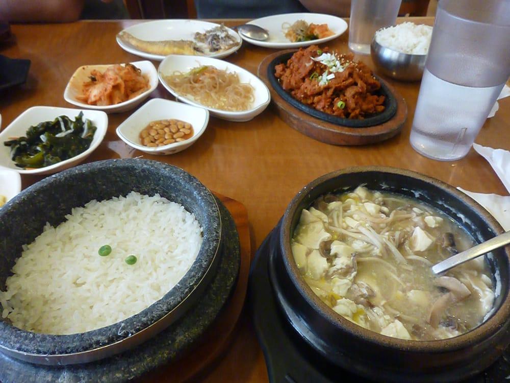 Korean Restaurant Near  N Wolfe Rd Cupertino Ca