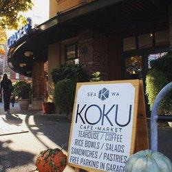 1 Koku Cafe Market