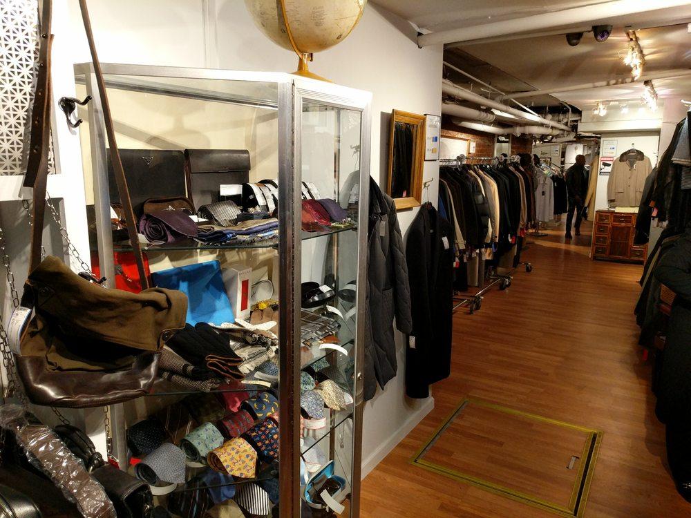 Gentlemens resale new york city