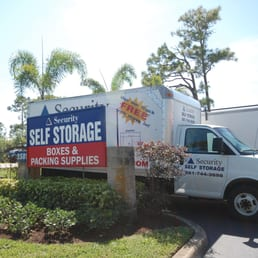 Good Photo Of Security Self Storage   Jupiter, FL, United States. Free Truck With