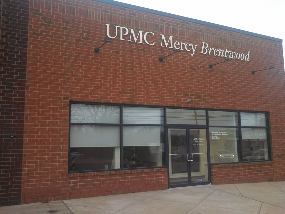 UPMC Mercy Brentwood: 4190 Brownsville Rd, Pittsburgh, PA