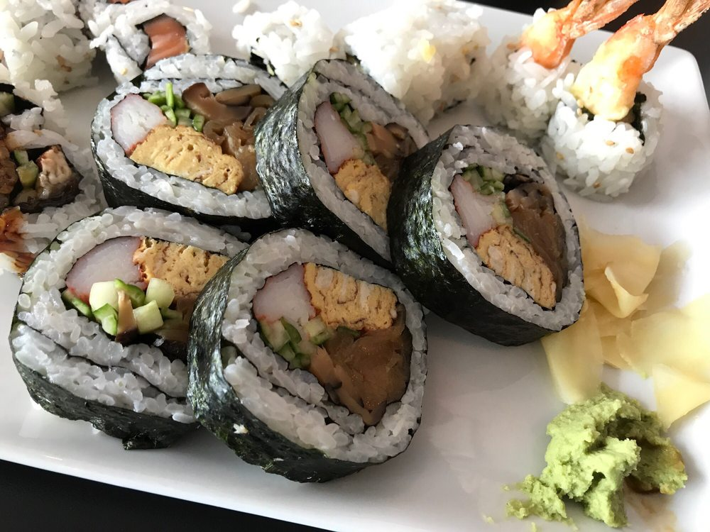 La Hiro Sushi and Sweets: 8645 William Haines Dr, Florence, KY
