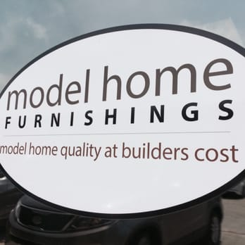 Builder s model home furniture
