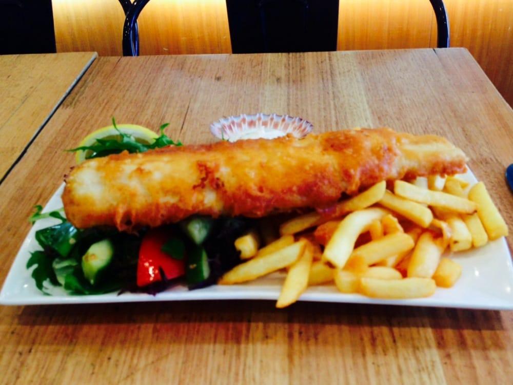 Sea salt fish sushi bar closed takeaway fast food for Sea salt fish grill