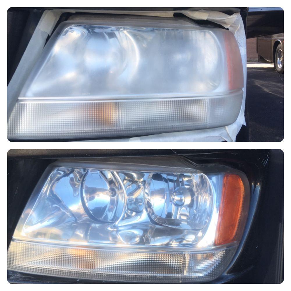 A&K Mobile Headlight Restoration