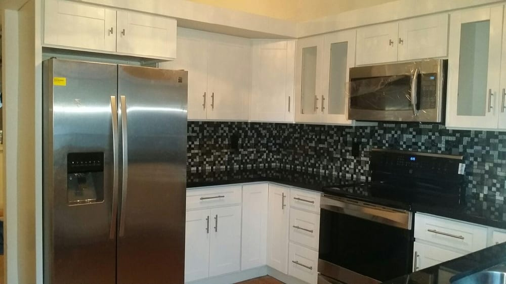 Photos for wholesale cabinet center yelp for Cheap kitchen cabinets in las vegas