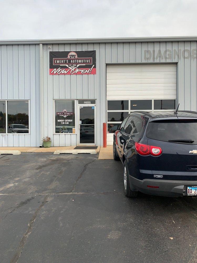Ewert's Automotive: 24055 S Municipal Dr, Channahon, IL