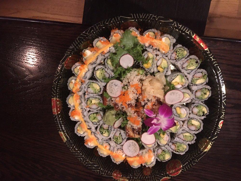Wasabi at Porter: 2088 Massachusetts Ave, Cambridge, MA