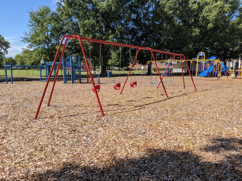 YMCA Park: 115 C B Crook Dr, Albemarle, NC