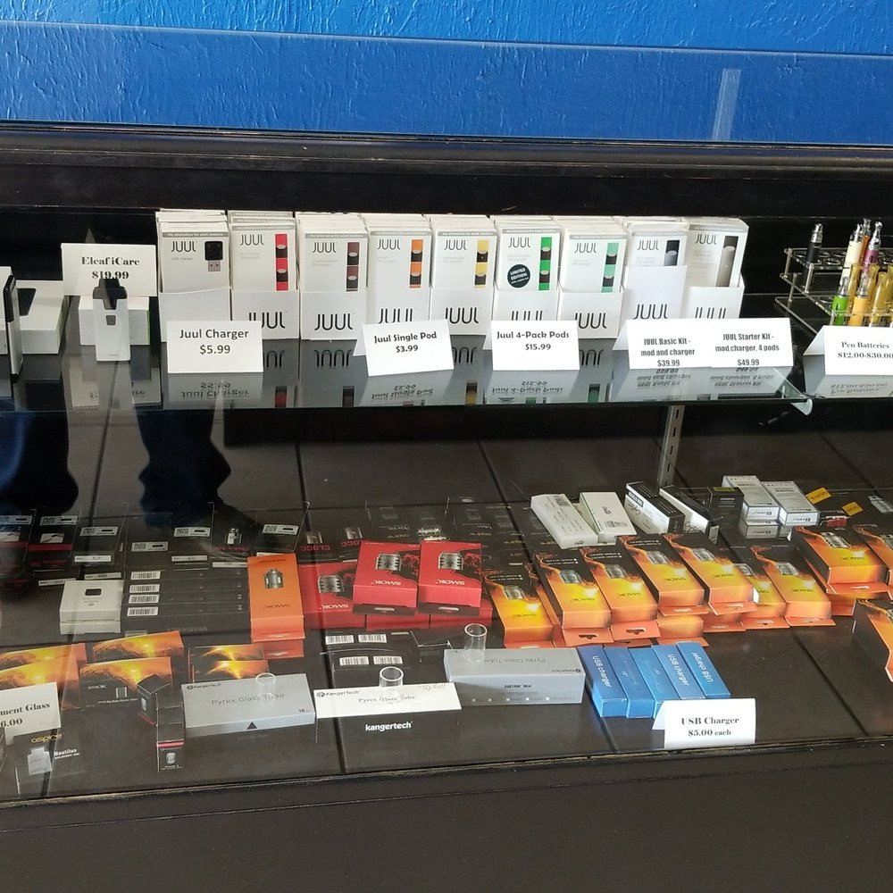 Dell Vapers: 2321 4th Ave, Canyon, TX