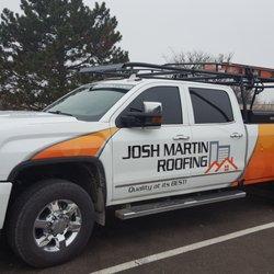 Photo Of Josh Martin Roofing   Racine, WI, United States. Work Truck