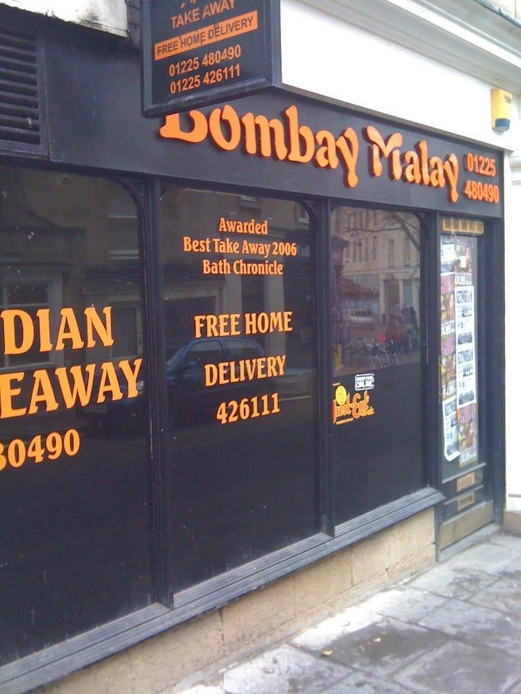 Bombay Malay Takeaway Fast Food 37 Monmouth Street Bath Restaura