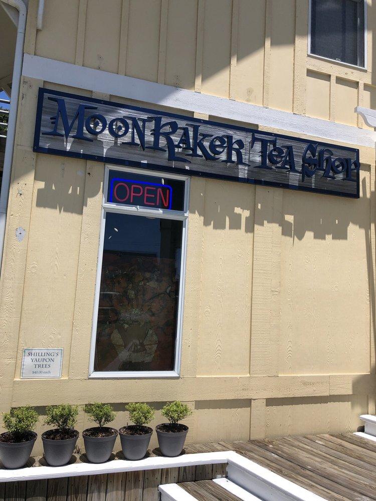Moonraker Tea Shop