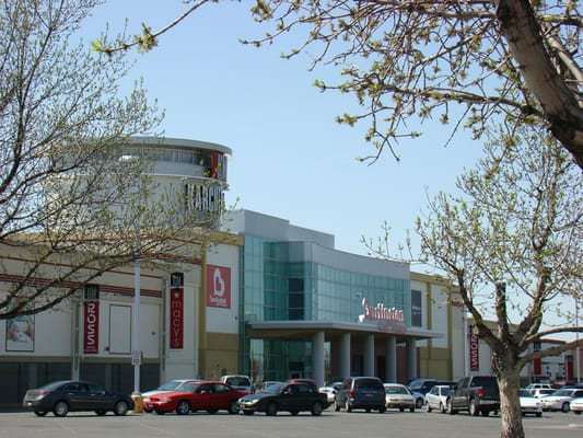 Nampa (ID) United States  City new picture : Photo of Karcher Mall Nampa, ID, United States. Front of Mall
