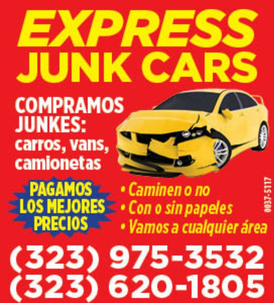 Junk Cars For Cash QuoteHONDAS TOYOTAS ACURAS BMW PK - Yelp