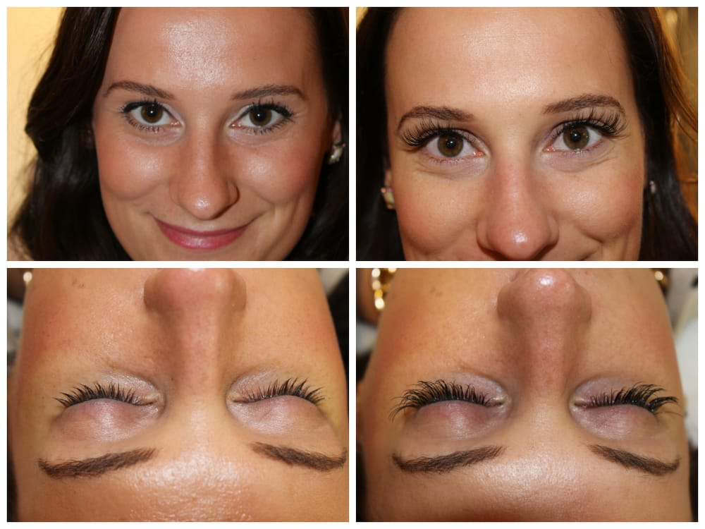 Eye Lash Extensions With Kim Yelp