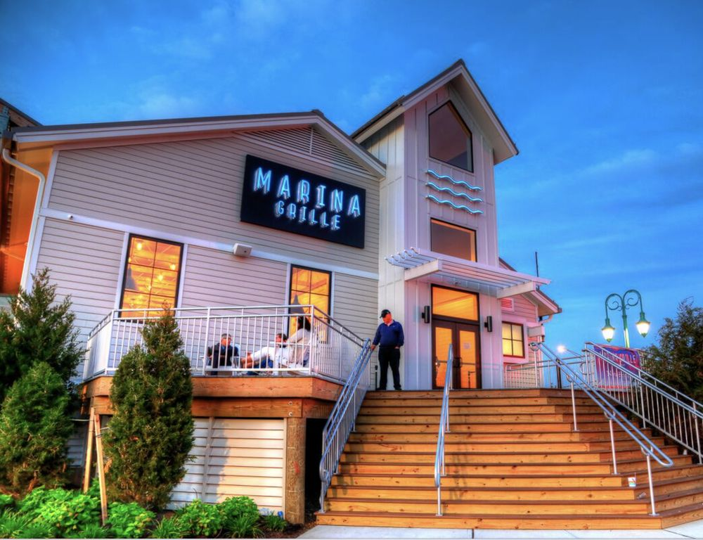 Marina Grille: 905 Rte 35 S, Belmar, NJ