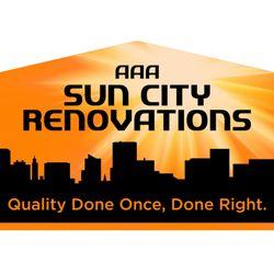 Photo Of AAA Sun City Renovations